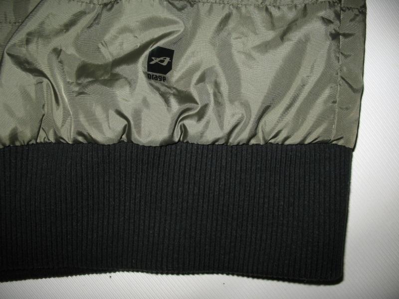 Куртка  ORAGE    Livingston Reversible Hoodie  jacket  (размер L/XL) - 14