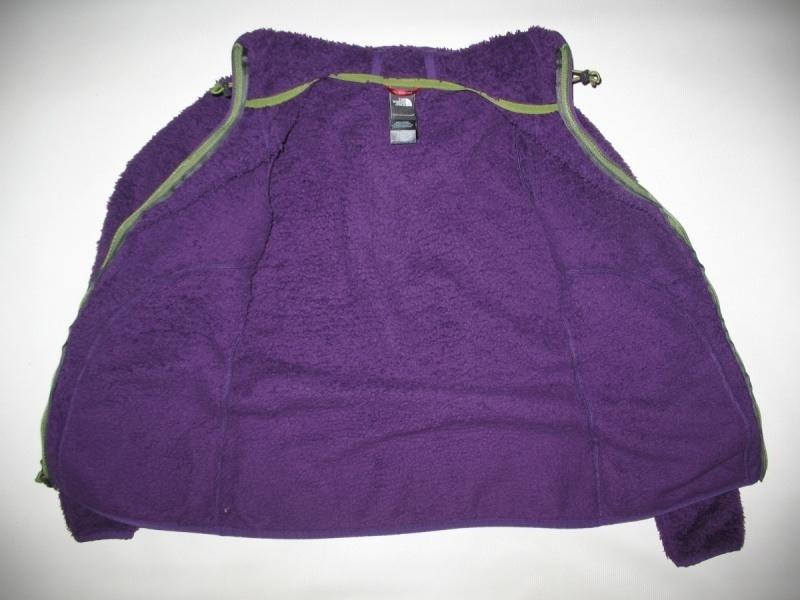 Кофта THE NORTH FACE fleece hoodie lady (размер S) - 4