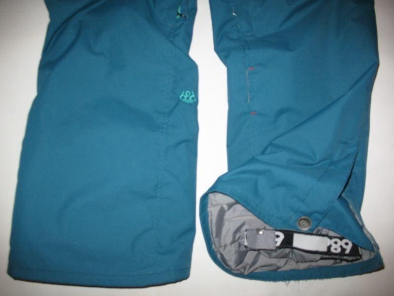 Штаны 686 snowboard pants lady (размер S) - 13