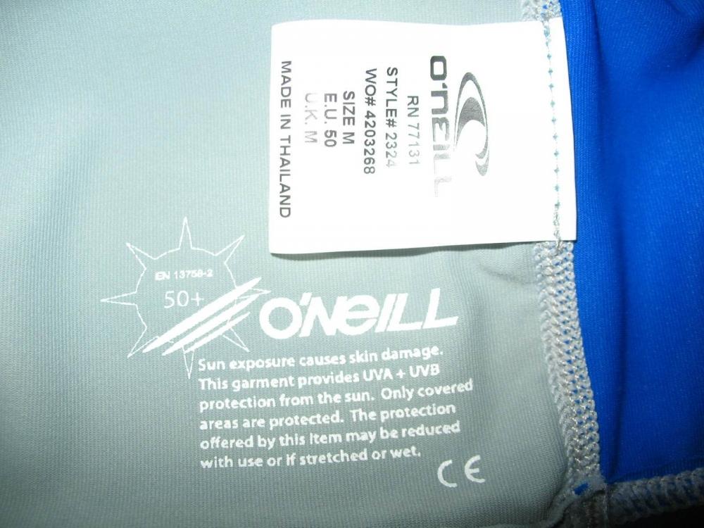 Рашгард O'NEILL Skins longsleeve crew rashguard (размер 50/M) - 4