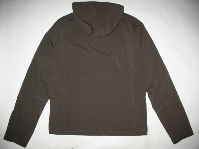 Куртка VAUDE   Hurricane II hood softshell jacket  (размер S/M) - 1