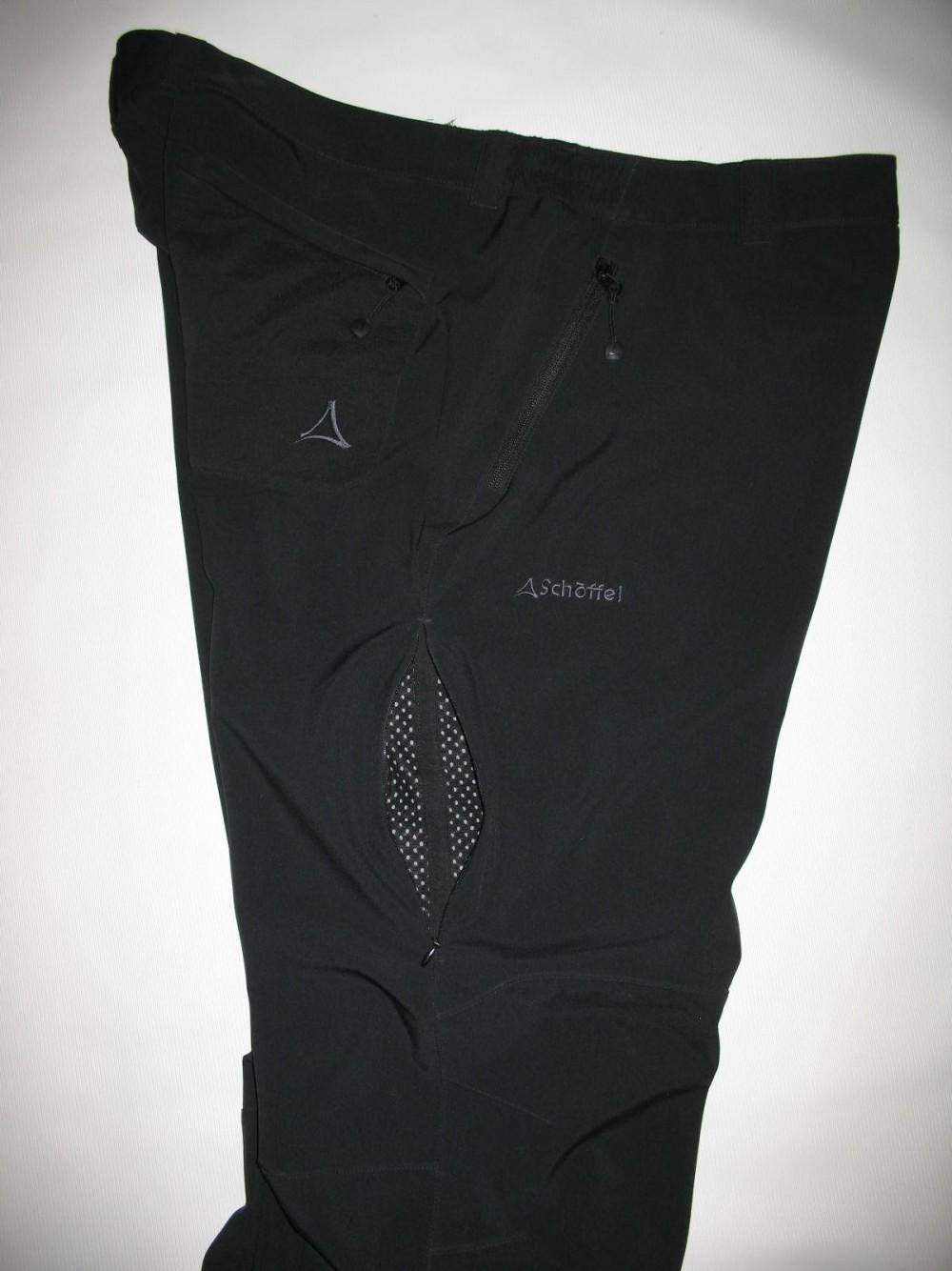 Штаны SCHOFFEL ice trail softshell pants (размер 56/XXL) - 4