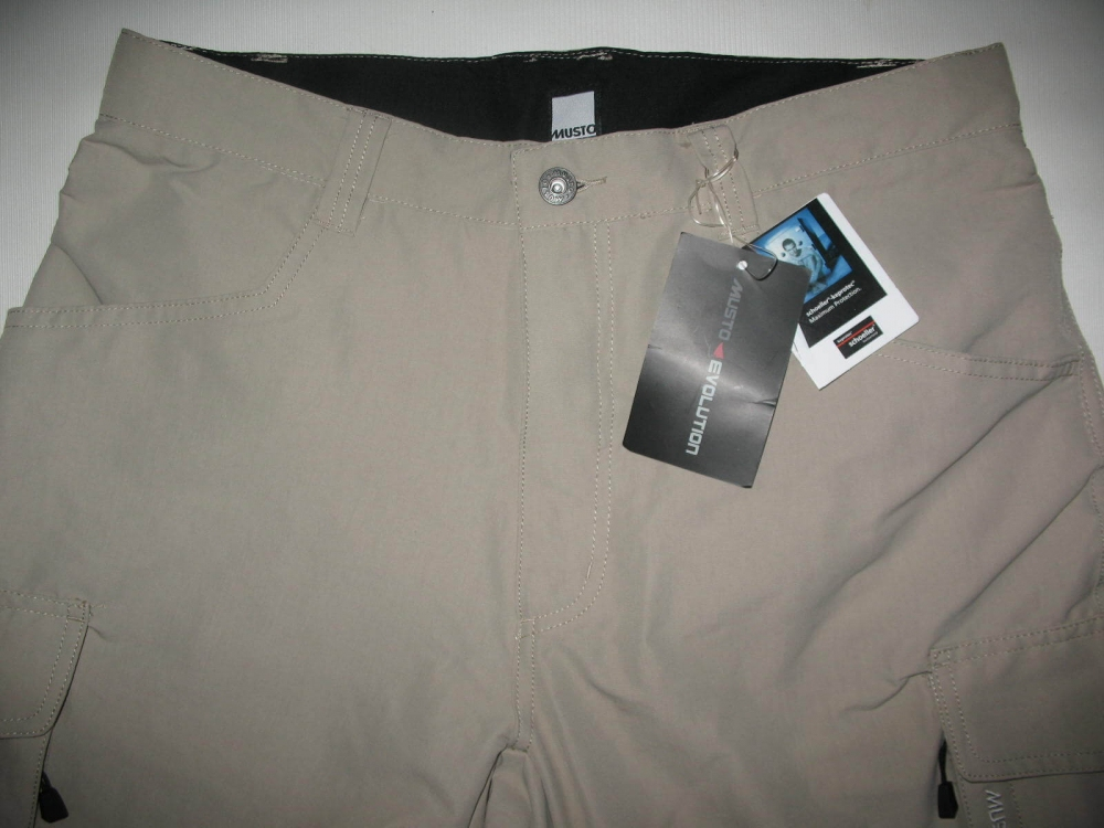 Шорты MUSTO evolution performance yachting shorts (размер 32/M) - 9