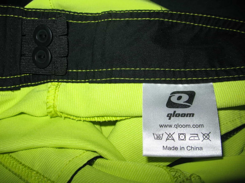 Велошорты QLOOM bike shorts lady (размер М) - 5