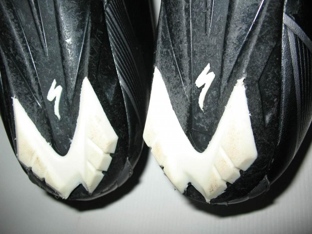 Велотуфли SPECIALIZED sport road black shoes (размер US11/UK10/EU44(на стопу до 283 mm)) - 7