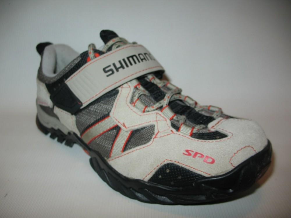 Велотуфли SHIMANO sh-wm 40 mtb shoes lady (размер US6.5/EU38(на стопу 238 mm)) - 4