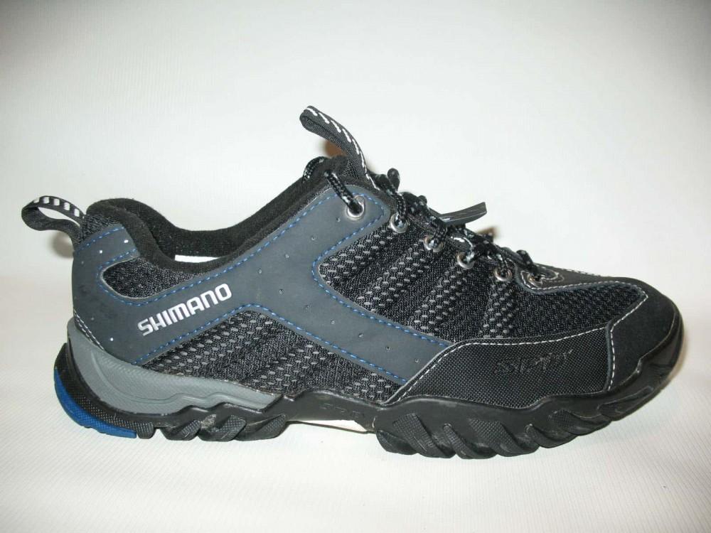 Велотуфли SHIMANO sh-mt33 mtb shoes (размер EU42(на стопу до 265 mm)) - 1