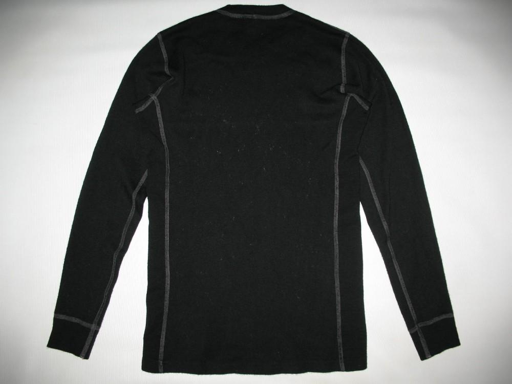 Кофта ACLIMA warm wool crew neck jersey (размер М) - 2