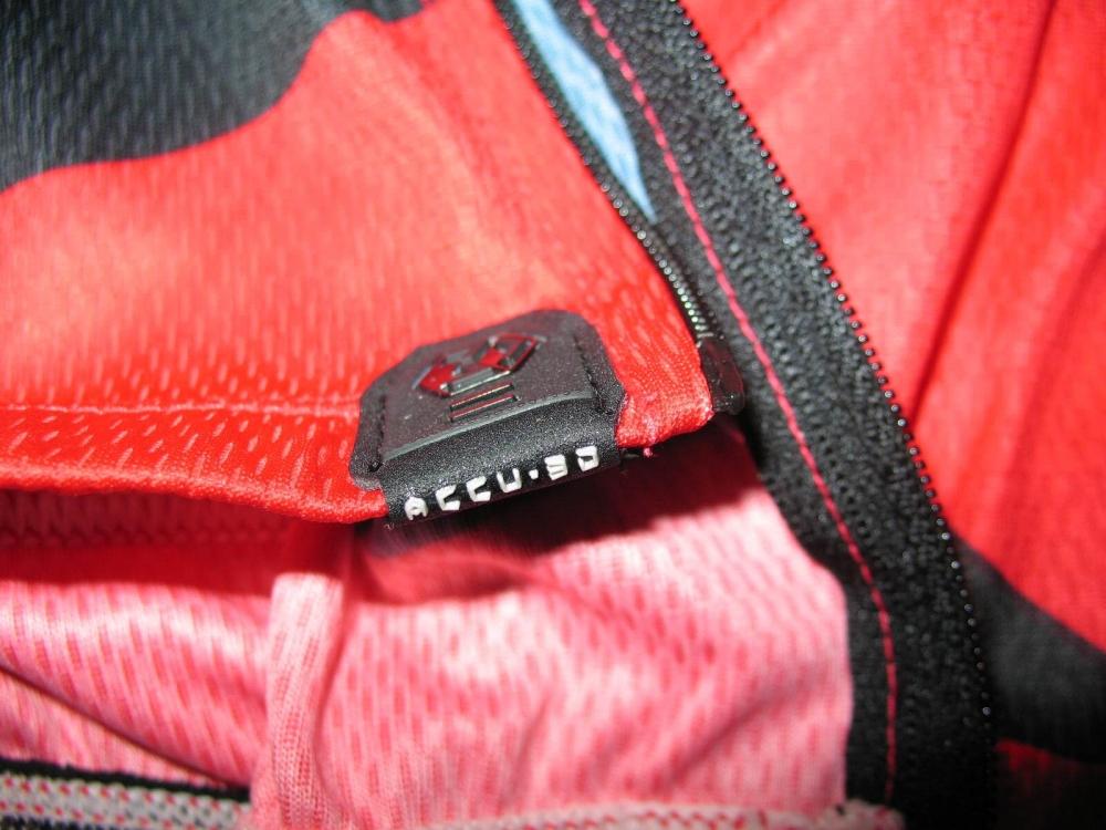 Веломайка SHIMANO accu-3D jersey (размер L) - 5