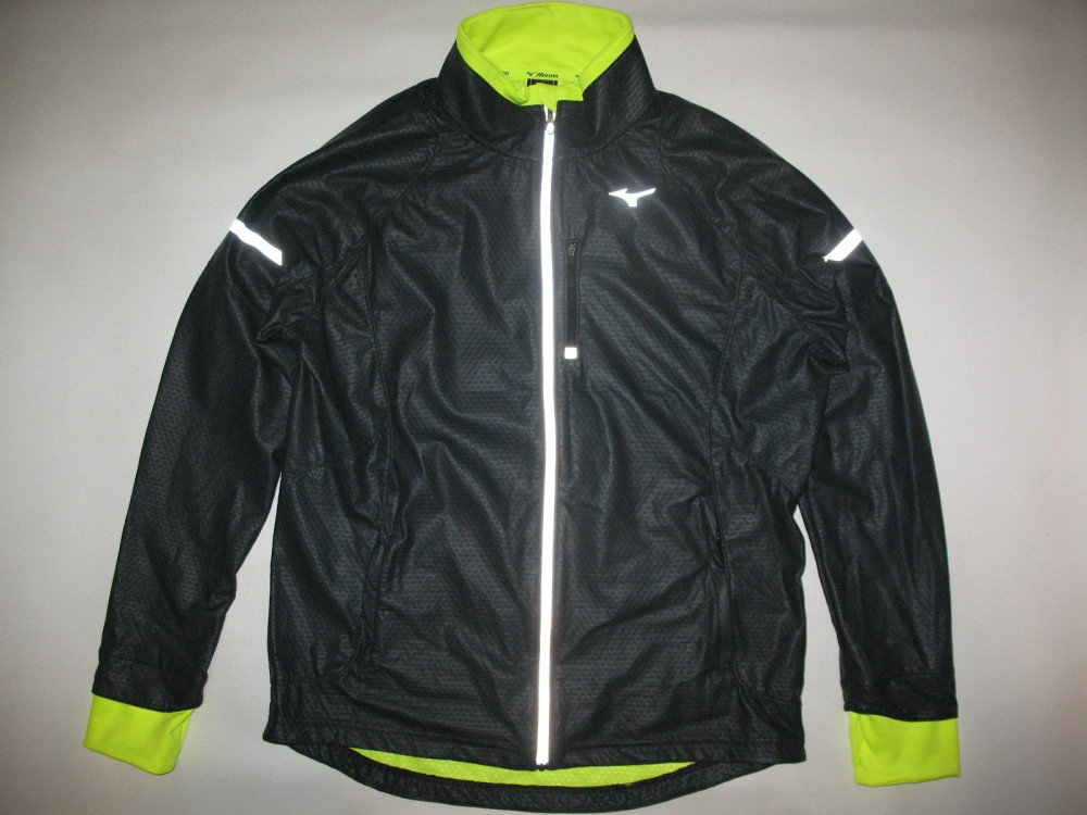 Куртка MIZUNO static BT softshell jacket (размер M) - 2