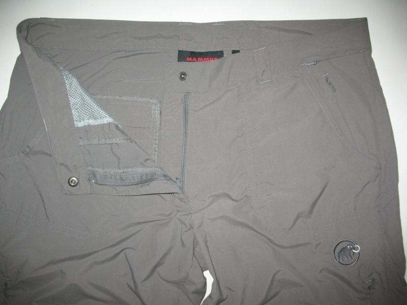 Штаны MAMMUT hose lang hiking pants lady (размер L/XL) - 4