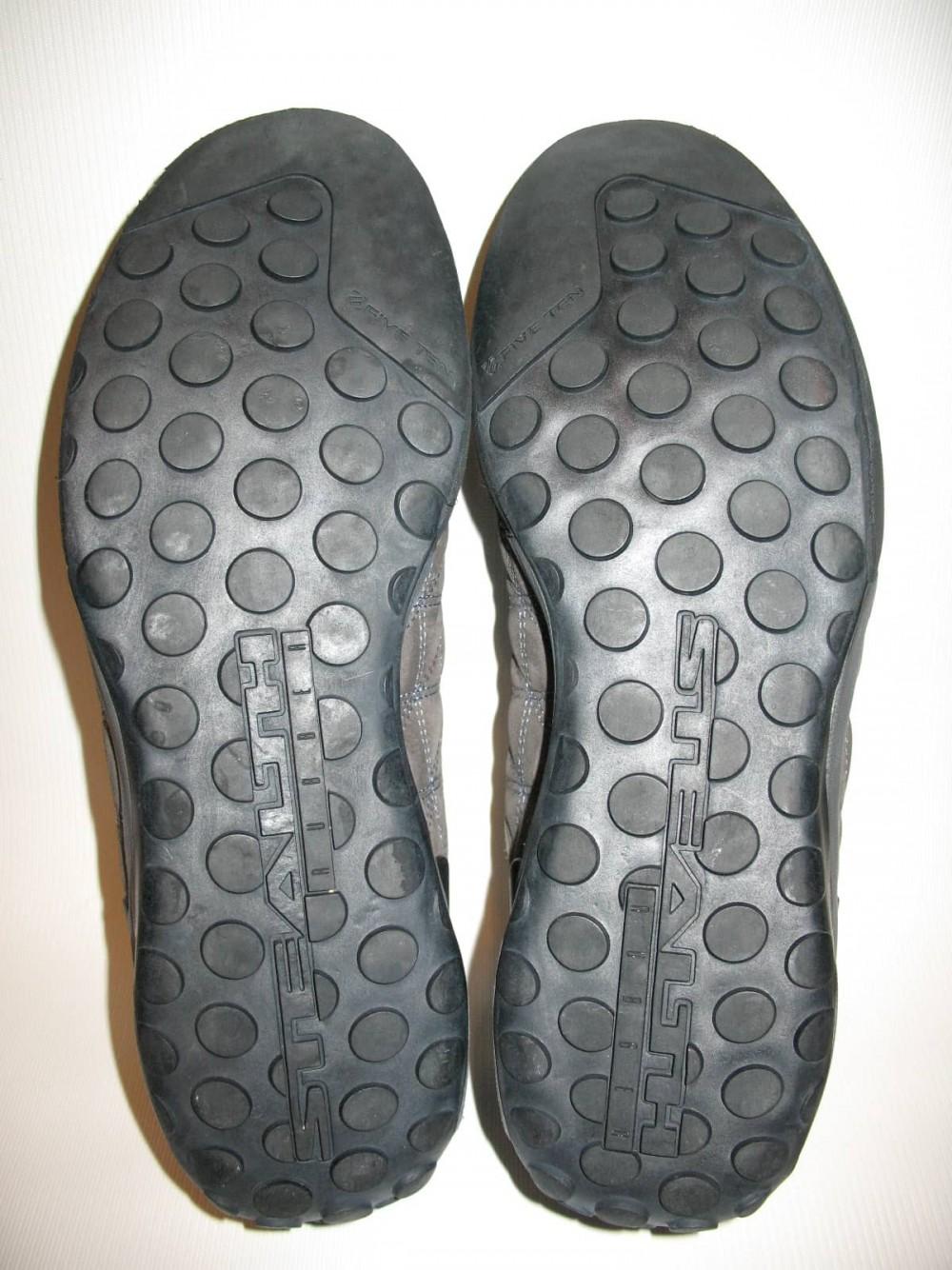 Кроссовки FIVE TEN 5.10 guide tennie shoes lady (размер UK5/US7,5/EU38(на стопу 240 mm)) - 6
