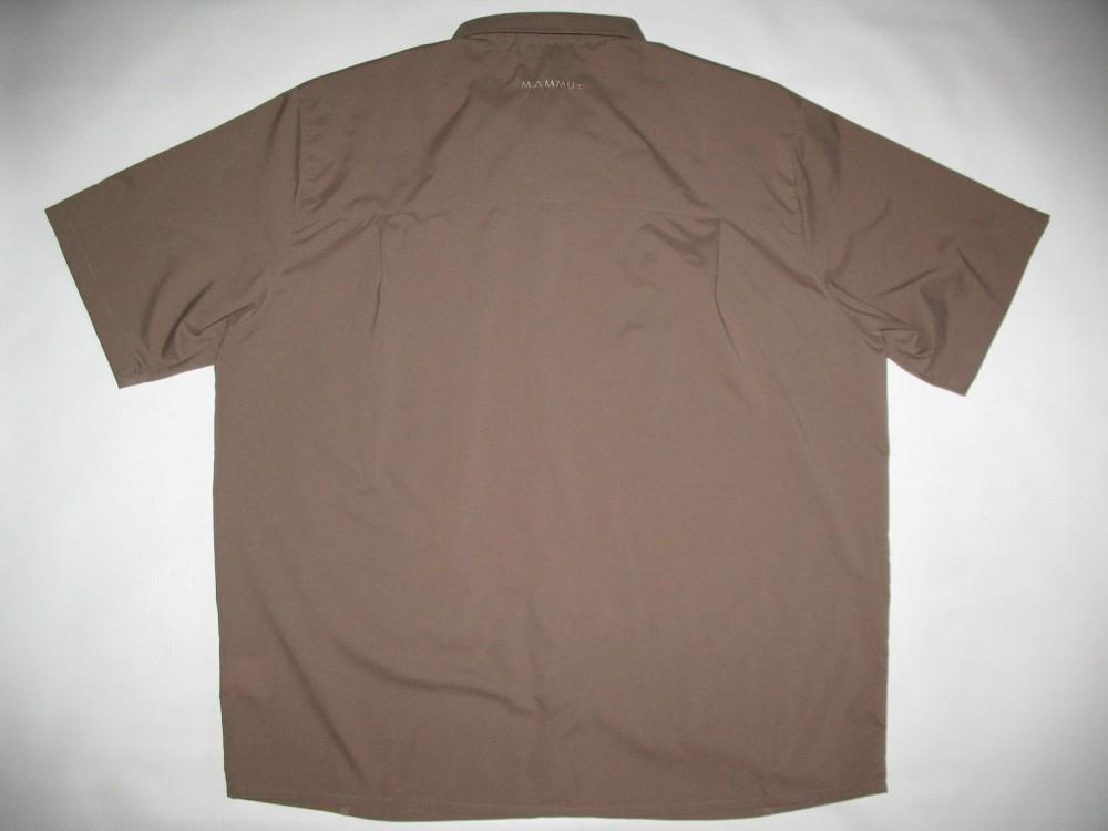 Рубашка MAMMUT ultralight outdoor shirt (размер XXL/XXXL) - 2