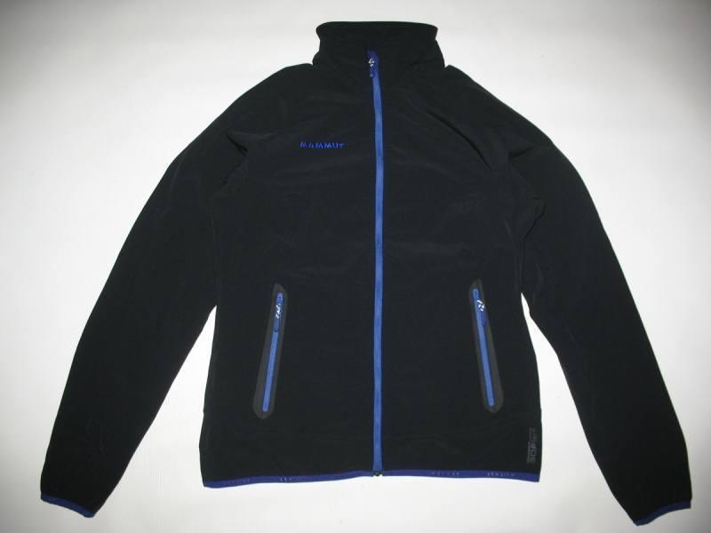 Кофта MAMMUT rundle softshell jacket lady  (размер M) - 1