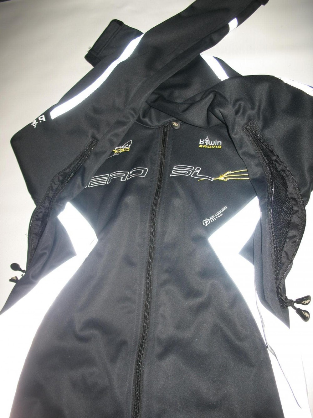 Велокуртка BTWIN aero sl cycling jacket (размер М) - 2