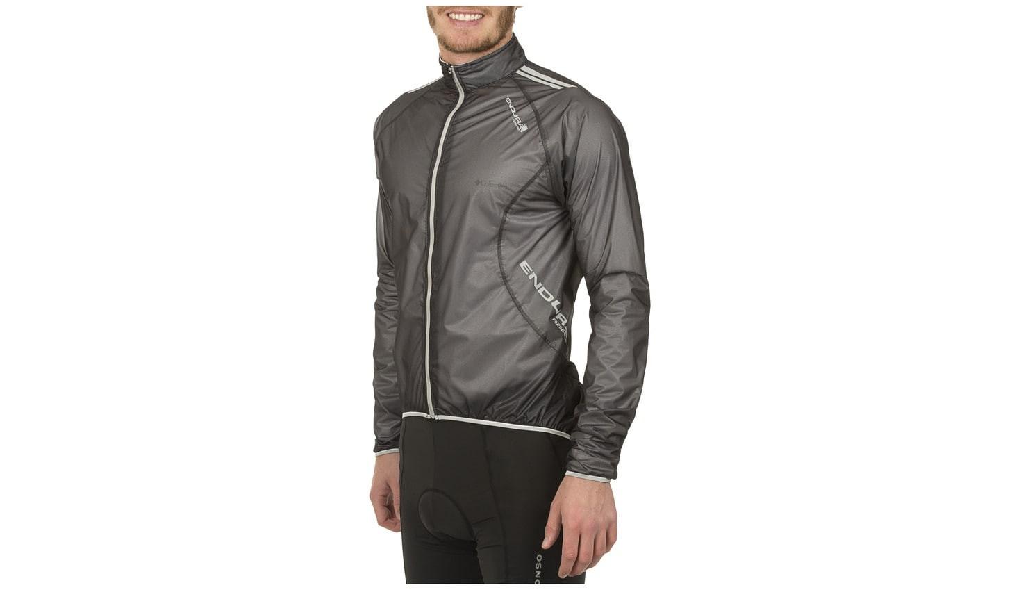 Велокуртка ENDURA FS260-Pro adrenaline race cape jacket (размер XL/XXL) - 1