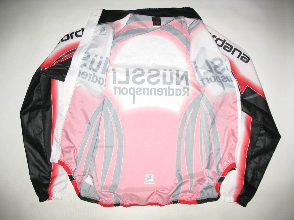 Велокуртка GIORDANA nussli cycling jacket (размер L-4-50) - 4