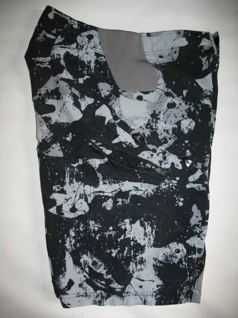 Шорты OAKLEY  bike shorts (размер M) - 5