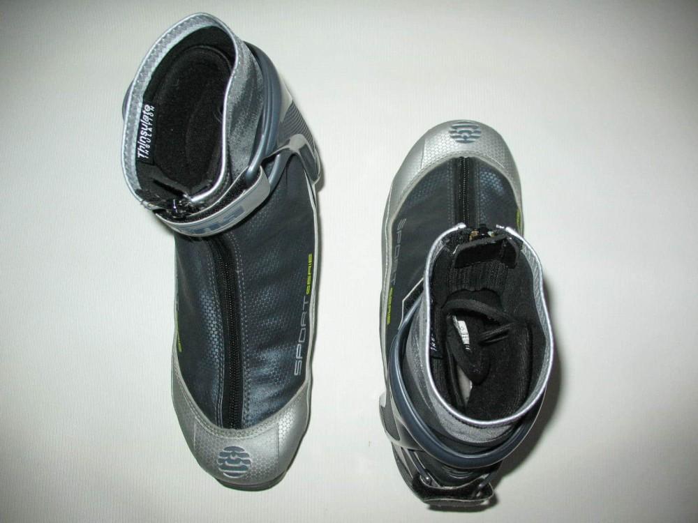Ботинки ALPINA sr40 cross country ski boots (размер EU41(на стопу до 255 mm)) - 5