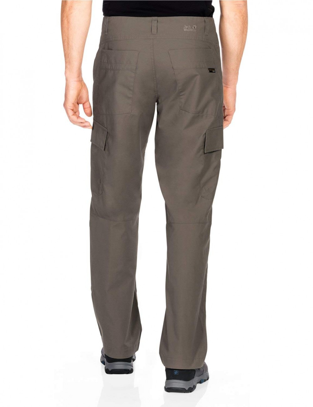 Штаны JACK WOLFSKIN North evo pants (размер 50/L) - 1
