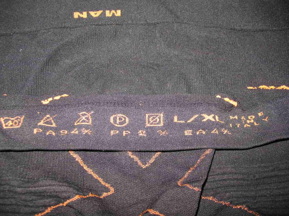 Термобелье X-BIONIC jersey/pants (размер L/XL) - 3