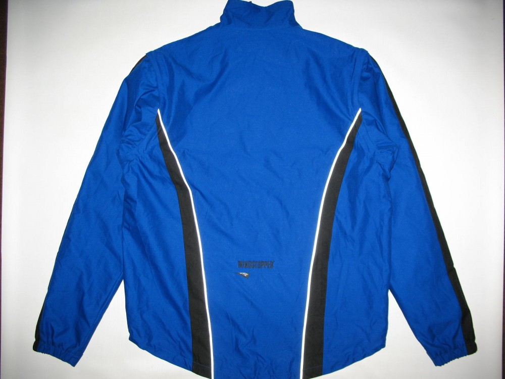 Велокуртка GORE bike wear 2in1 windstopper jacket (размер XL) - 1