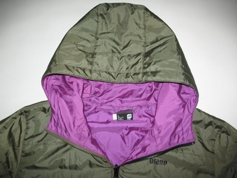 Куртка  ORAGE    Livingston Reversible Hoodie  jacket  (размер L/XL) - 3