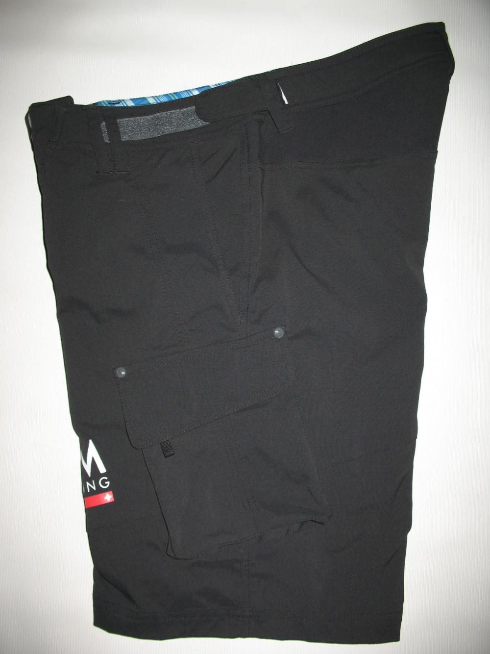 Велошорты SCOTT trail iam cycling shorts (размер M) - 6