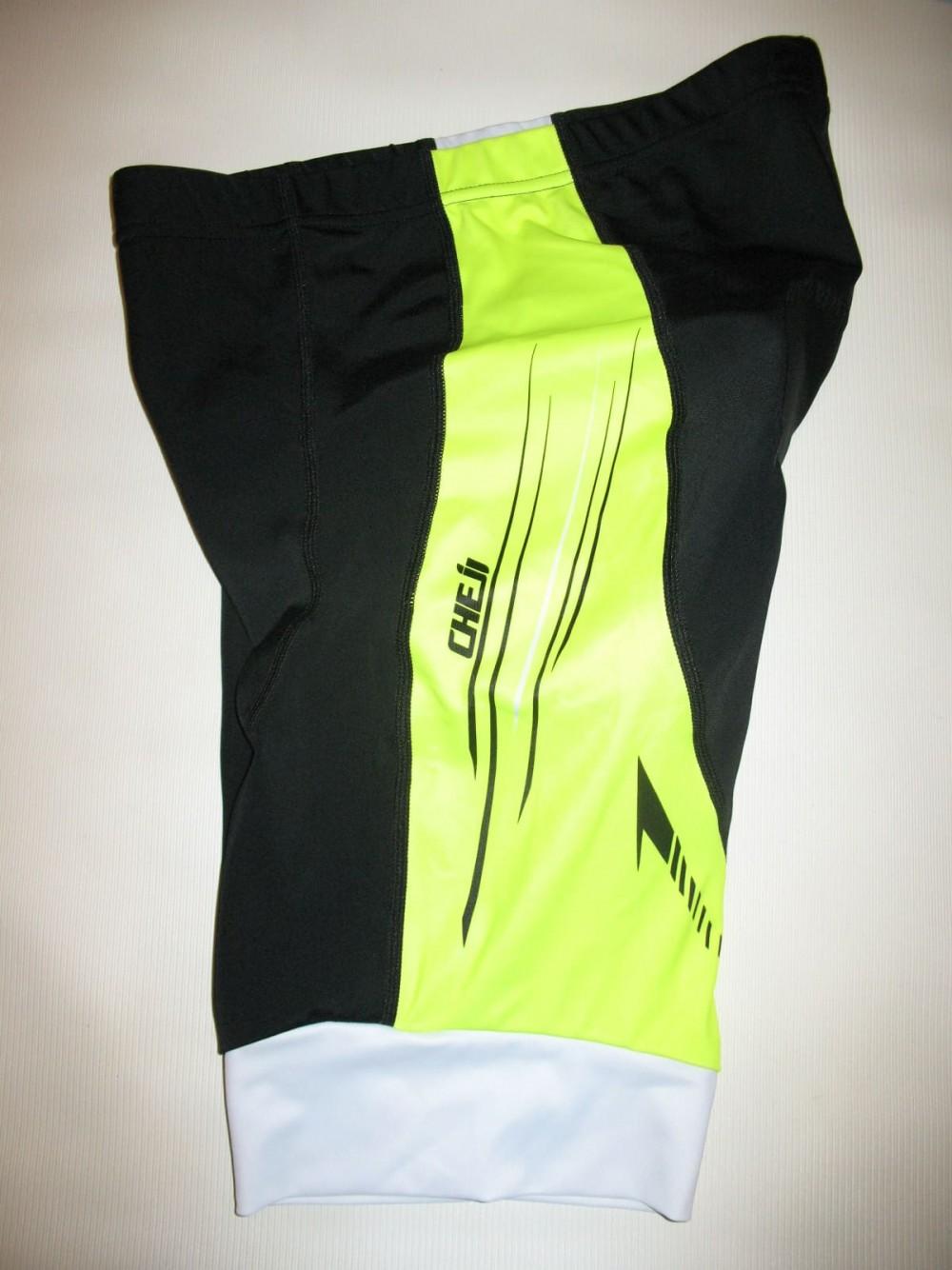 Велокомплект CHEJI violence hornet jersey+shorts (размер L(реально М(на +-180 см))) - 8