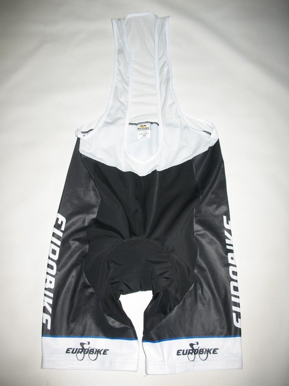 Велошорты GSG eurobike cycling bib shorts (размер XXL) - 1