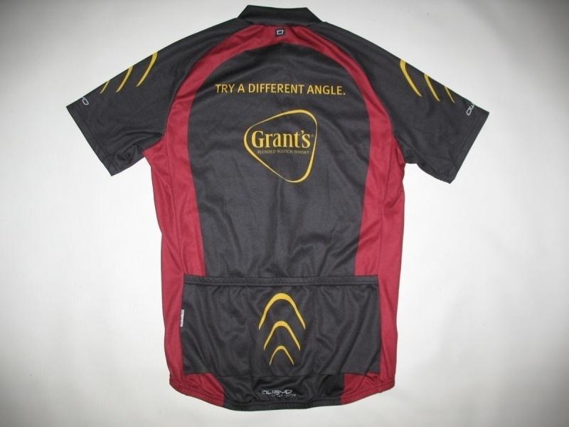 Футболка  OWAYO grant's bike jersey (размер L) - 1