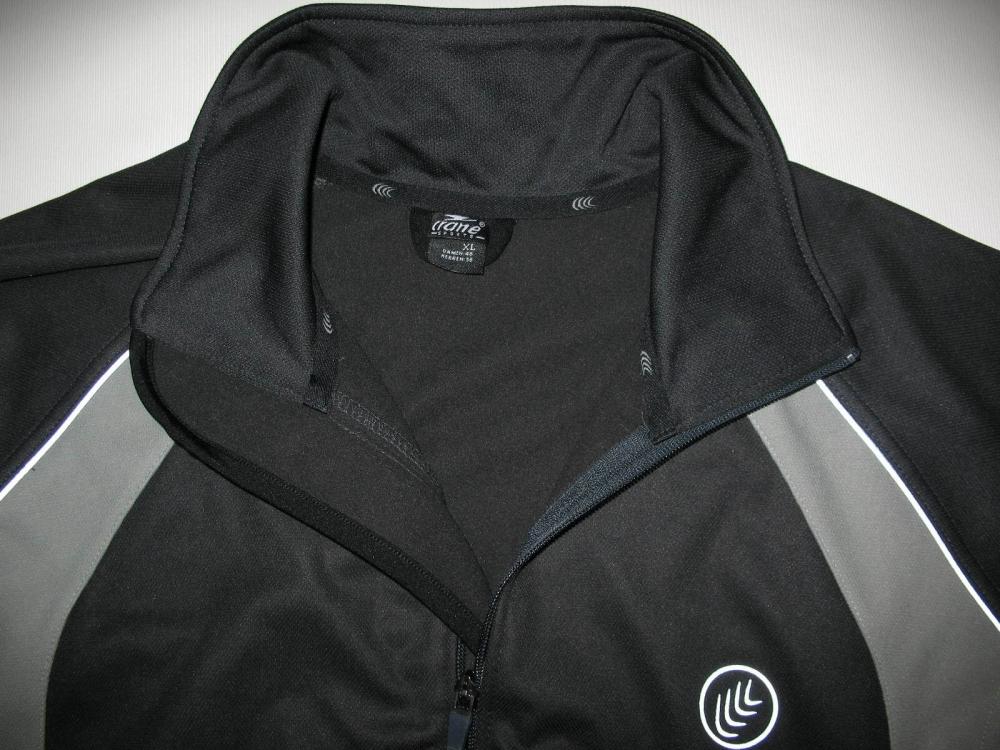 Велокуртка CRANE windstopper jacket (размер XL) - 3