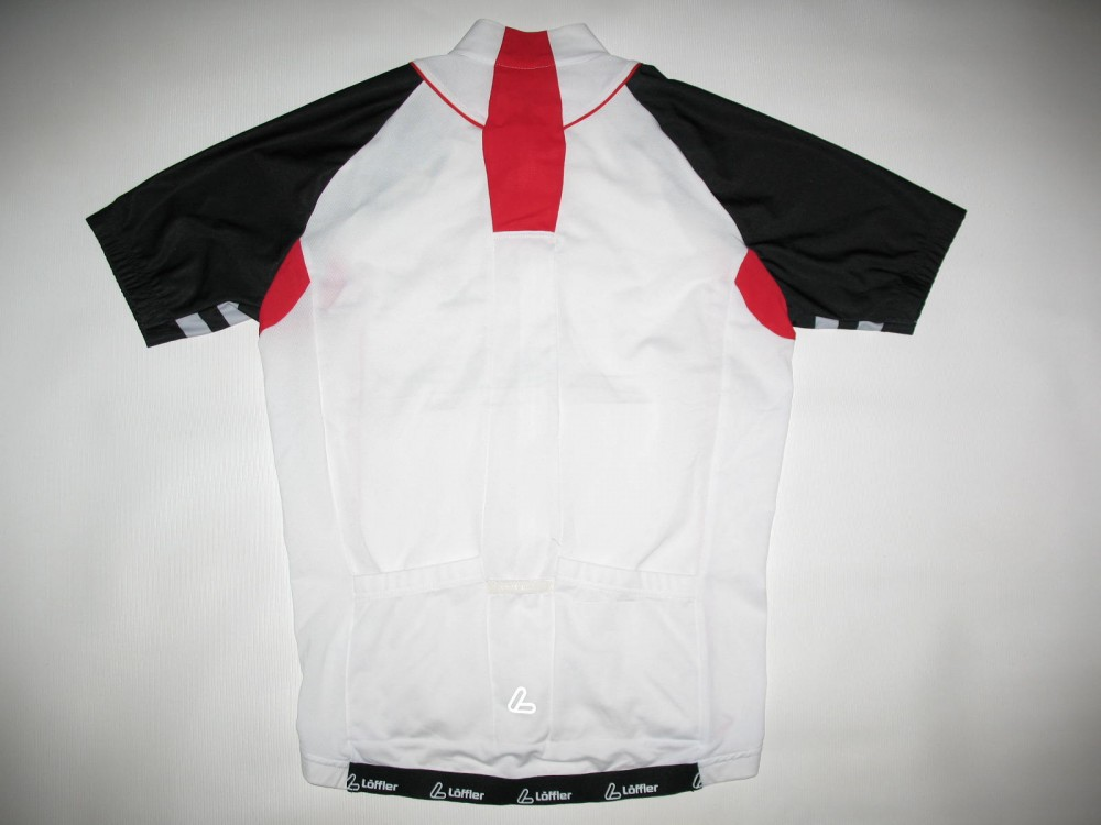 Веломайка LOEFFLER cycling jersey (размер 48-S/M) - 1