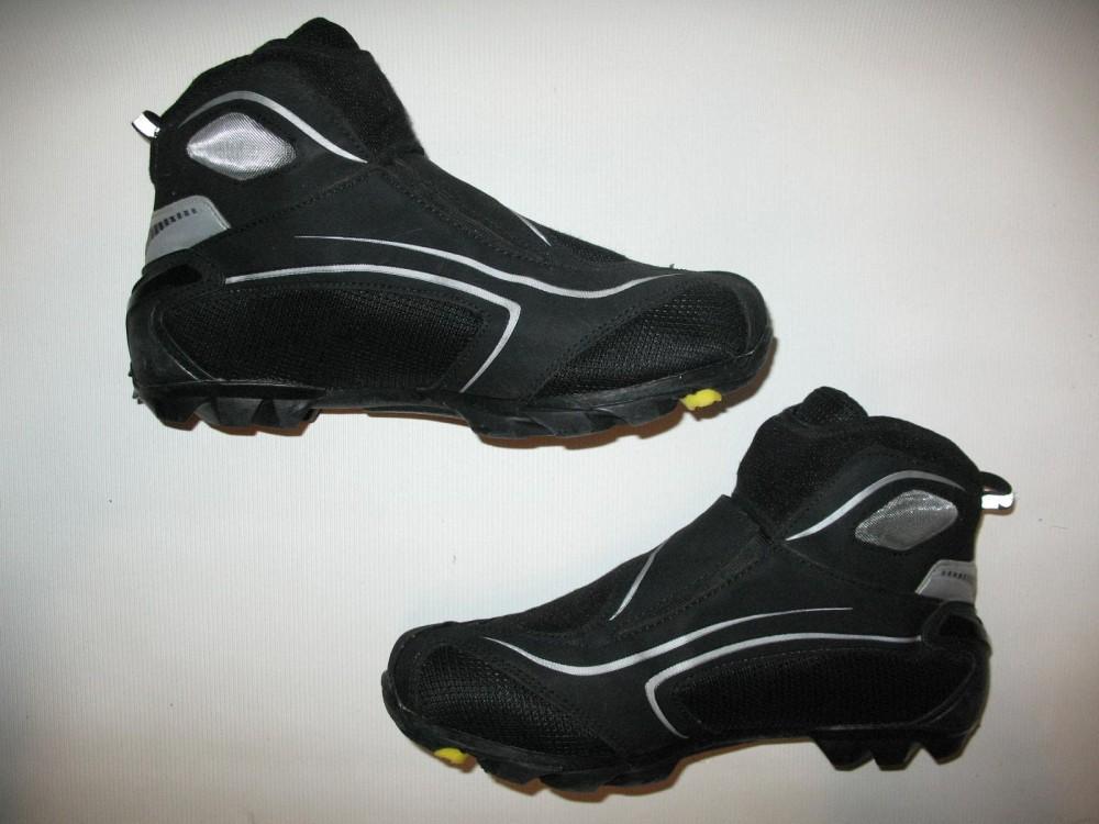 Велотуфли NORTHWAVE winter GTX shoes (размер US10,5;EU43(на стопу до 275 mm)) - 7