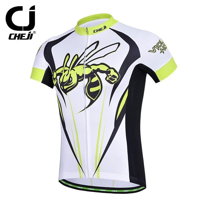 Велокомплект CHEJI violence hornet jersey+shorts (размер L(реально М(на +-180 см))) - 12