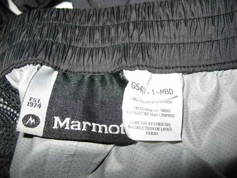 Штаны MARMOT precip full zip pants (размер XL) - 8