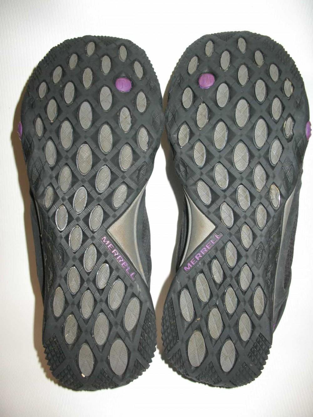 Кроссовки MERRELL proterra gore-tex hiking shoes lady (размер UK5,5/US8/EU38,5(на стопу до   250mm)) - 11