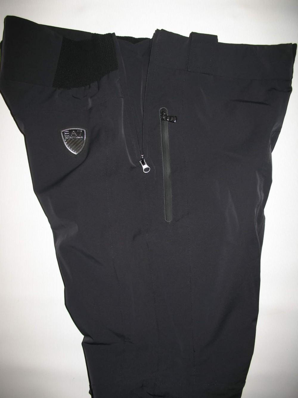Штаны EA7 emporio armani ski bib pants ( размер XL) - 11