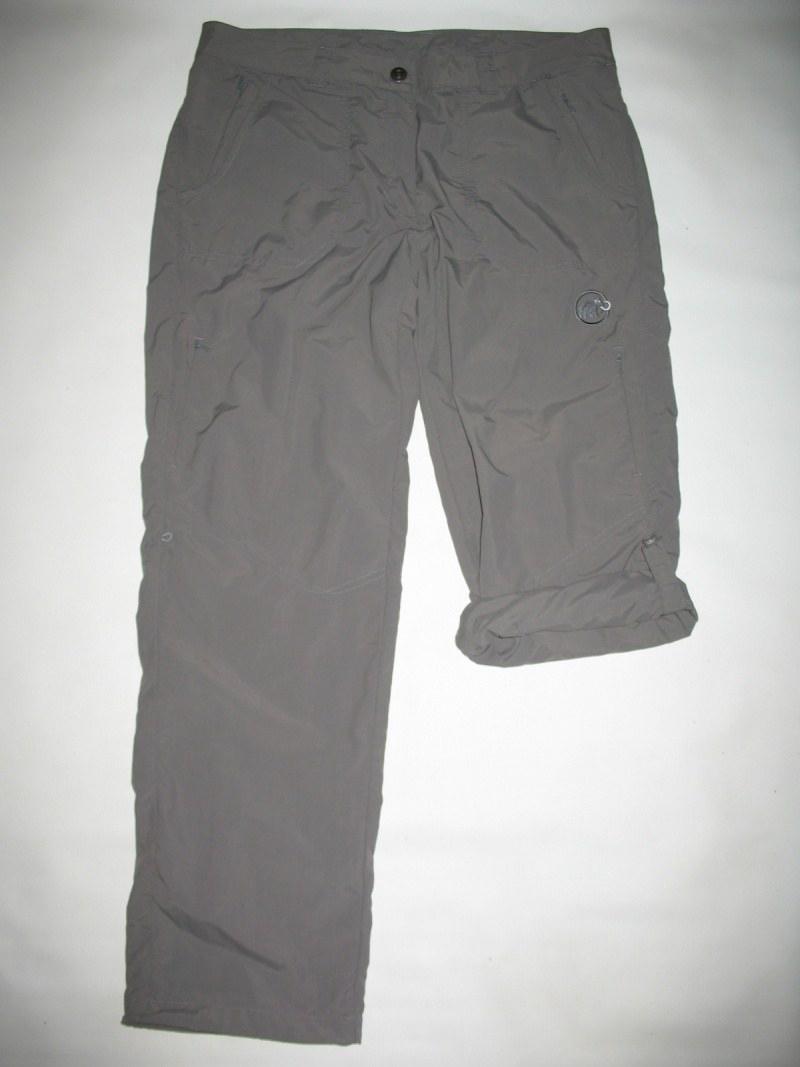 Штаны MAMMUT hose lang hiking pants lady (размер L/XL) - 12