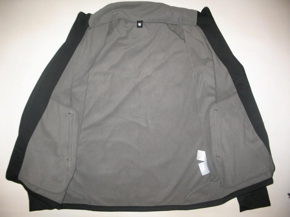 Куртка DESCENTE softshell suisse jacket (размер 54/XXL) - 5