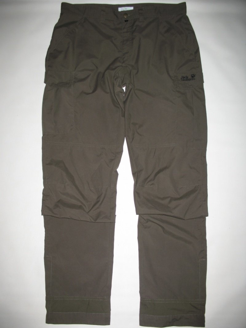 Штаны JACK WOLFSKIN Northpants Nano-Tex (размер 54-XL) - 1