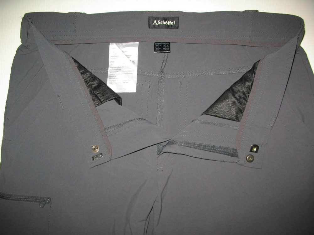 Штаны SCHOFFEL outdoor 2in1 pants (размер 50-L) - 8