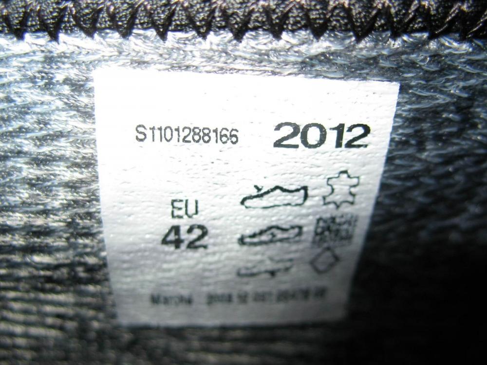 Ботинки MEINDL army boots (размер EU42(на стопу до 270mm)) - 7