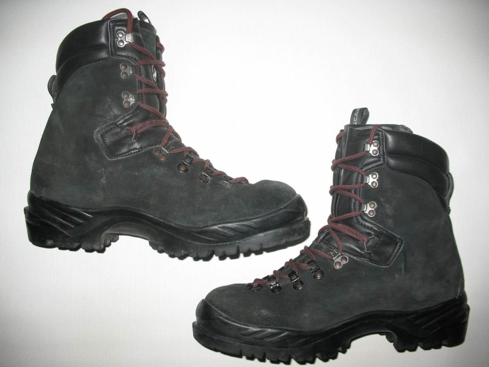 Ботинки SCARPA fuego boots (размер EU47(на стопу 300mm)) - 3