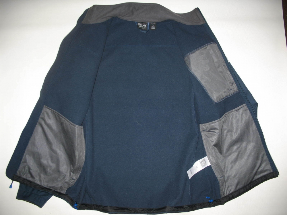 Куртка MOUNTAIN HARDWEAR android II softshell jacket (размер XL) - 7
