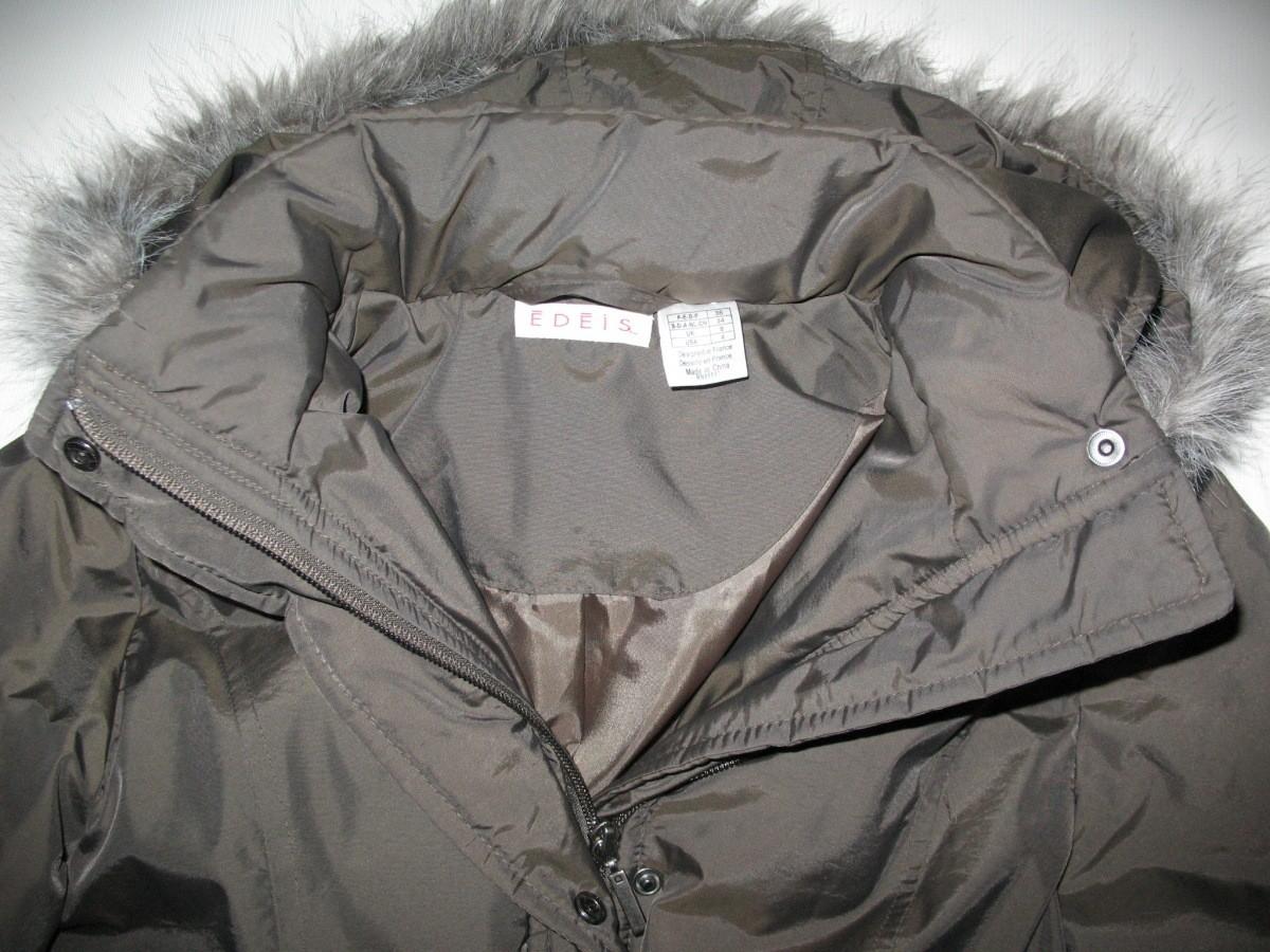 Куртка EDEIS parka lady (размер 36/S) - 4