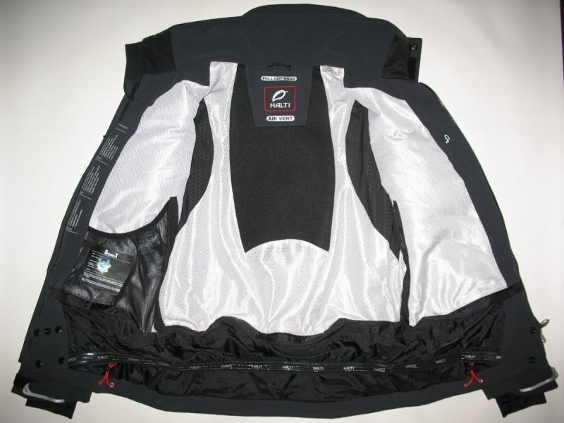 Куртка HALTI koitos ski/snowboard jacket (размер M) - 8