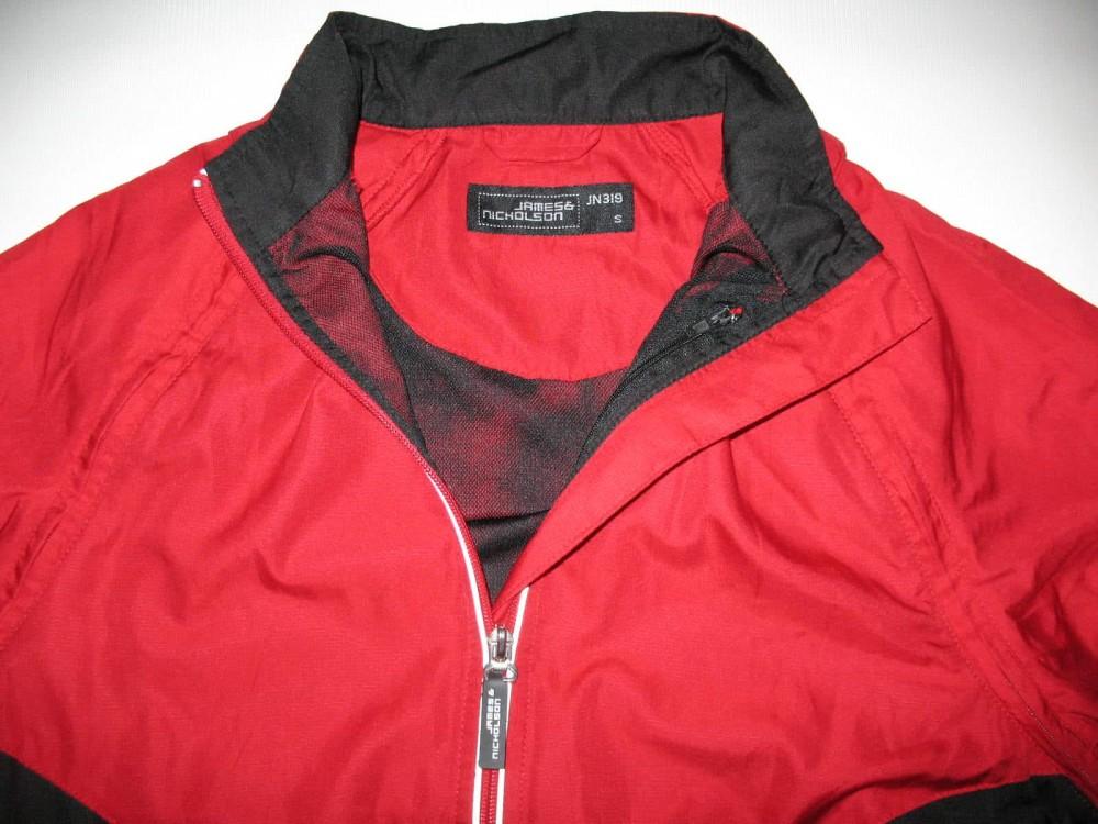 Куртка JAMES&NICHOLSON 2in1 jacket lady (размер S/M) - 3