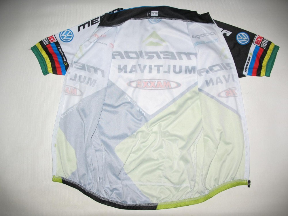 Веломайка MERIDA multivan cycling jersey (размер M) - 3