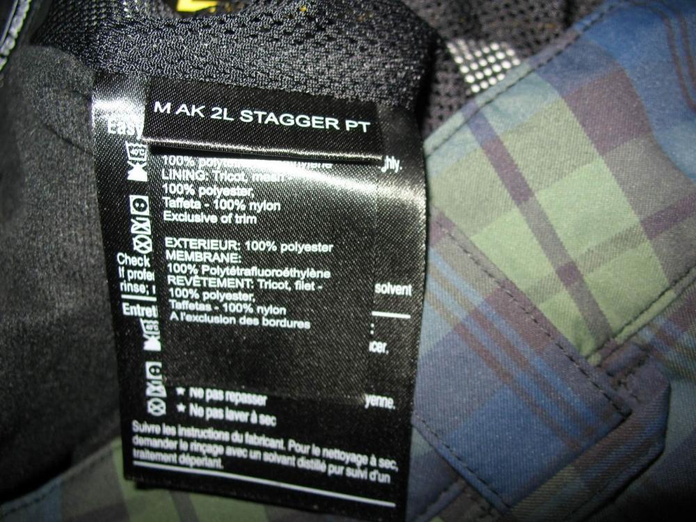 Штаны BURTON stugger AK 2L pants (размер L) - 10